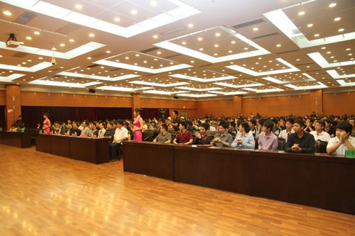 广州城建职业学院第五届校园科技节之第四届建筑绘图