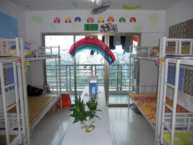 广东科技学院打造星级宿舍